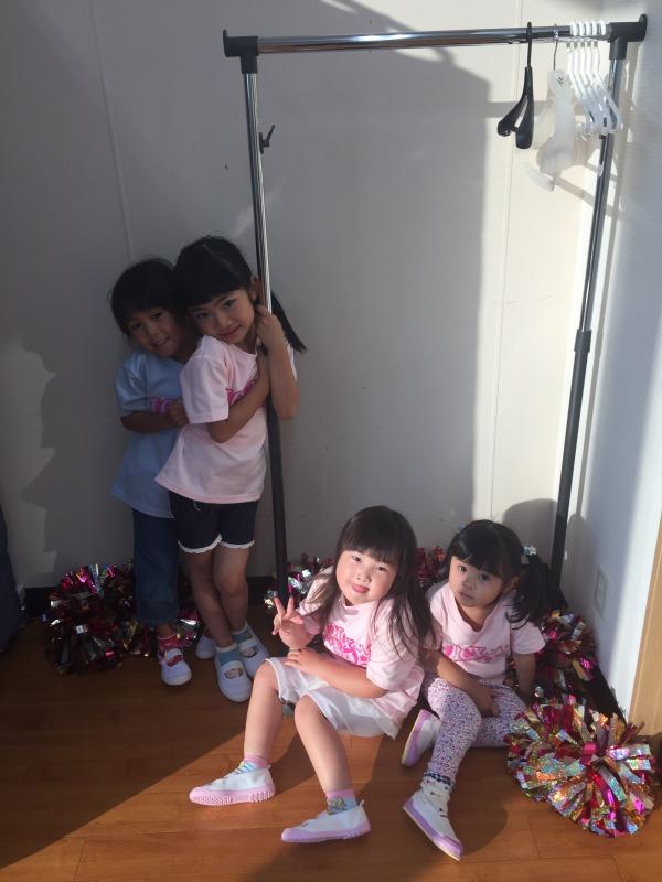 6月 LOICX☆チアダンススクール 守山志段味 お手本