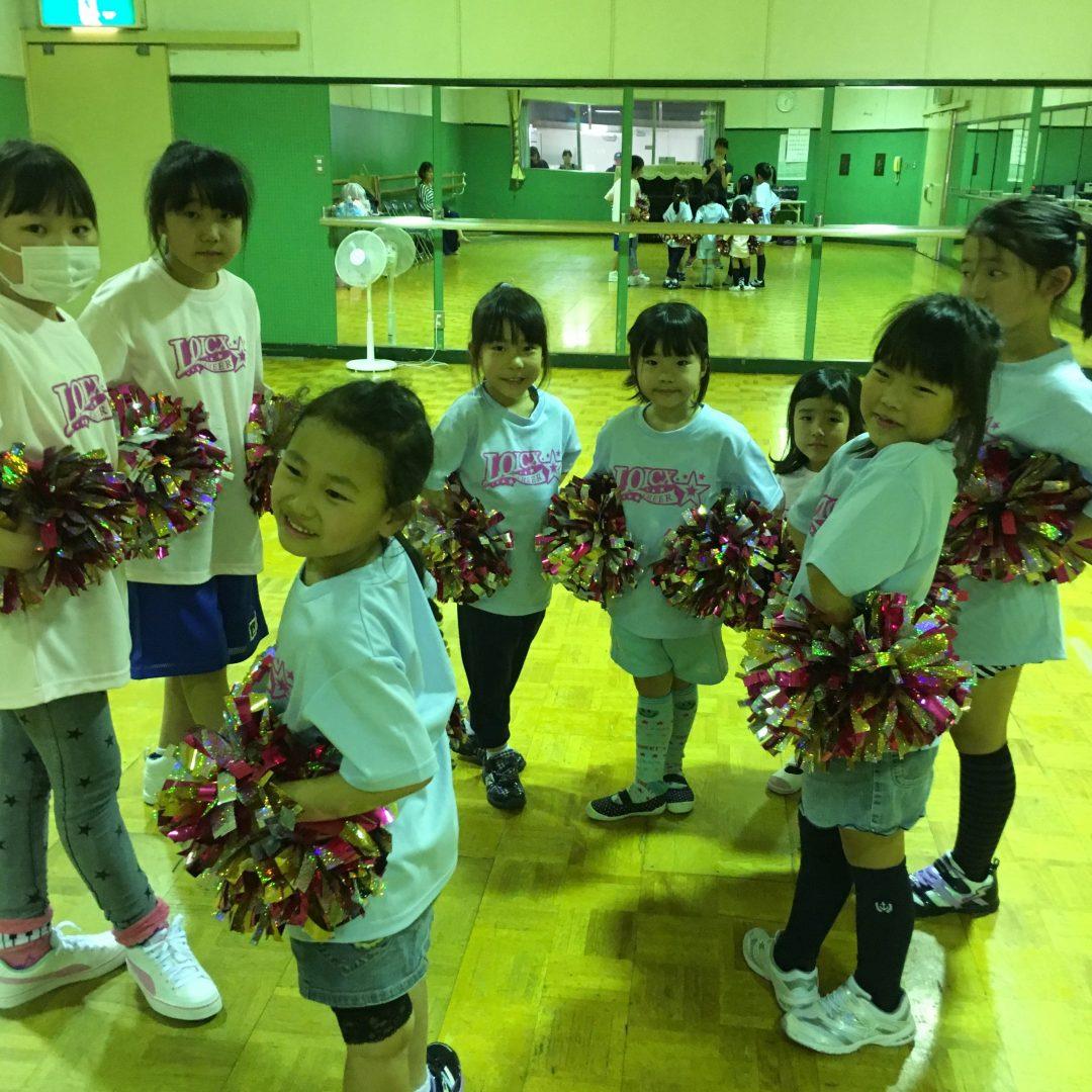 5月 LOICX☆チアダンススクール 横浜若葉台校 チャレンジ
