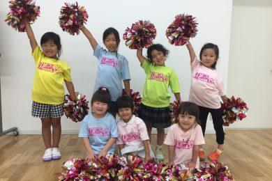6月 LOICX☆チアダンススクール ららぽーと富士見