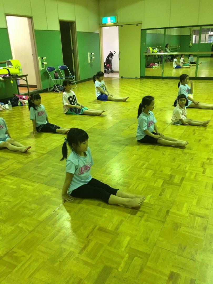 5月 LOICX☆チアダンススクール 横浜若葉台校 ポンポン