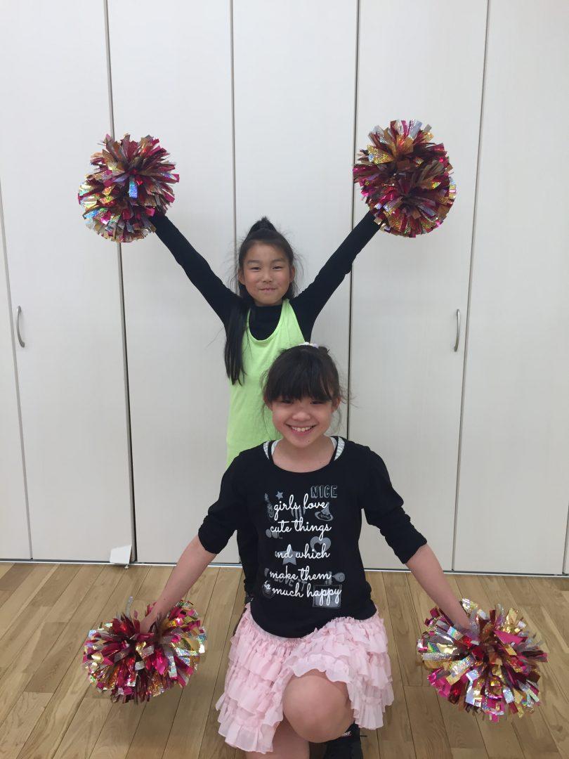 5月 LOICX☆チアダンススクール ららぽーと立川立飛校