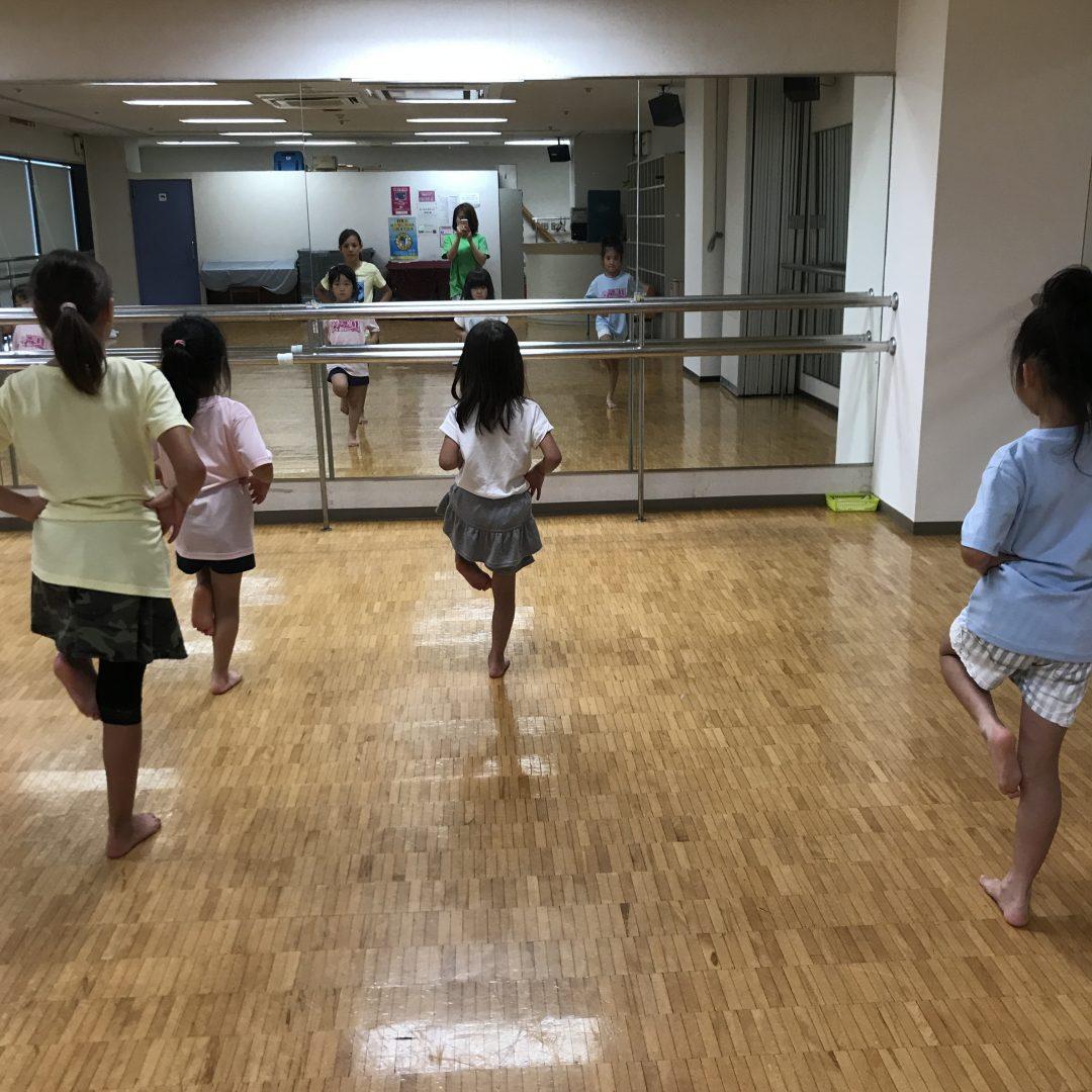 7月 LOICX☆チアダンススクール 海老名 今週末