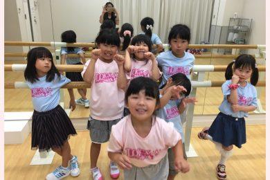 7月 LOICX☆チアダンススクール 船橋校