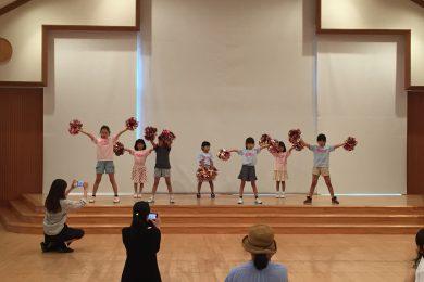 6月 LOICX☆チアダンススクール くずはローズ幼稚園校