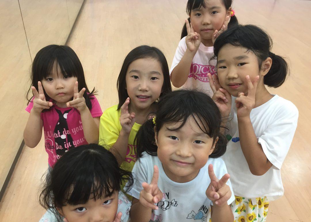 8月 LOICX☆チアダンススクール 津島北テラス