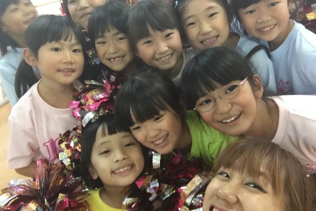 9月 LOICX☆チアダンススクール 本山 Ana先生