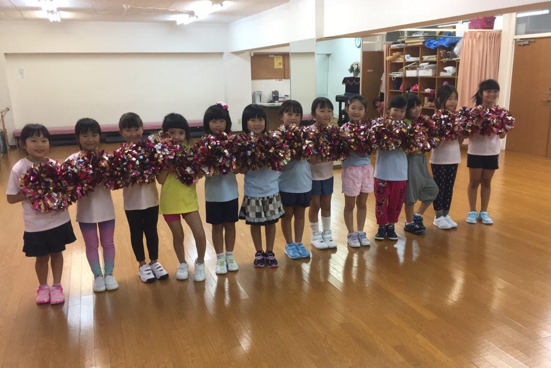 9月 LOICX☆チアダンススクール 本山