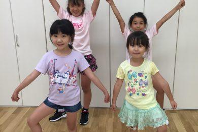 7月 LOICX☆チアダンススクール 立川