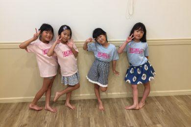 7月 LOICX☆チアダンススクール 長久手校
