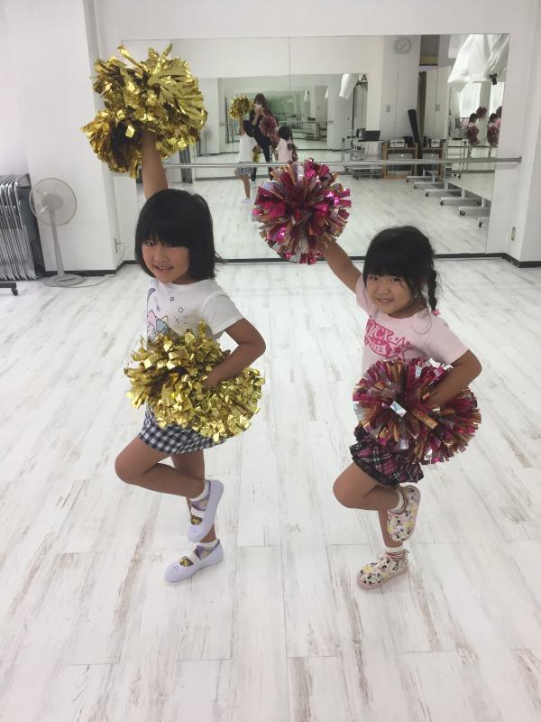 9月 LOICX☆チアダンススクール 名古屋