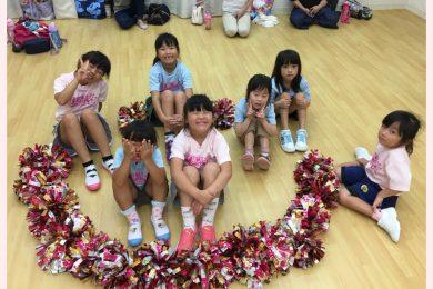 9月 LOICX☆チアダンススクール 船橋