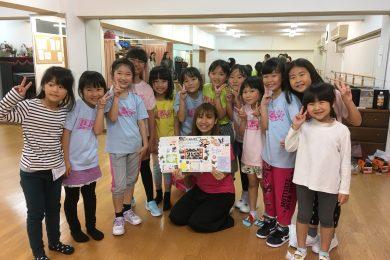 10月 LOICX☆チアダンススクール 本山校