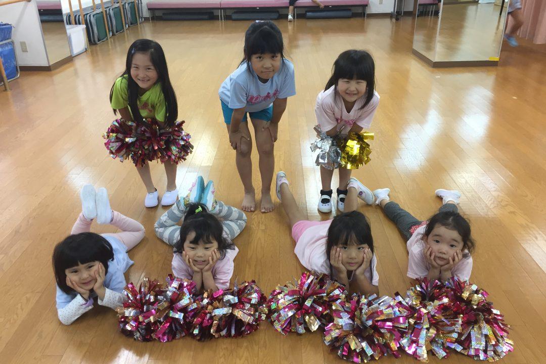 10月 LOICX☆チアダンススクール 本山