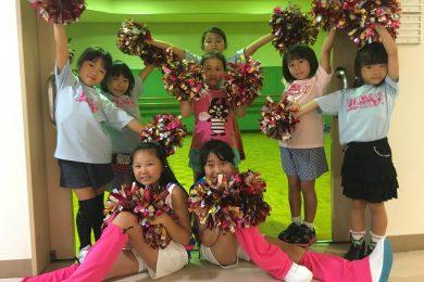 9月 LOICX☆チアダンススクール 若葉台
