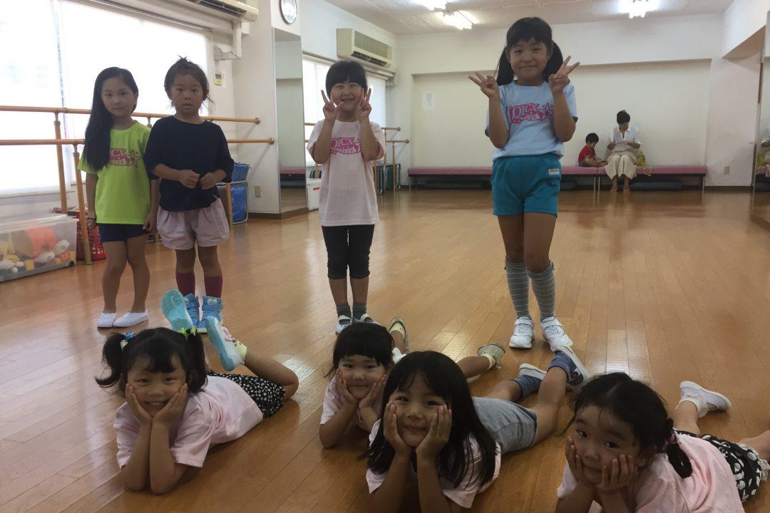 10月 LOICX☆チアダンススクール 本山 強く
