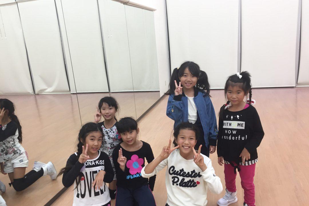 11月 LOICX☆チアダンススクール 津島