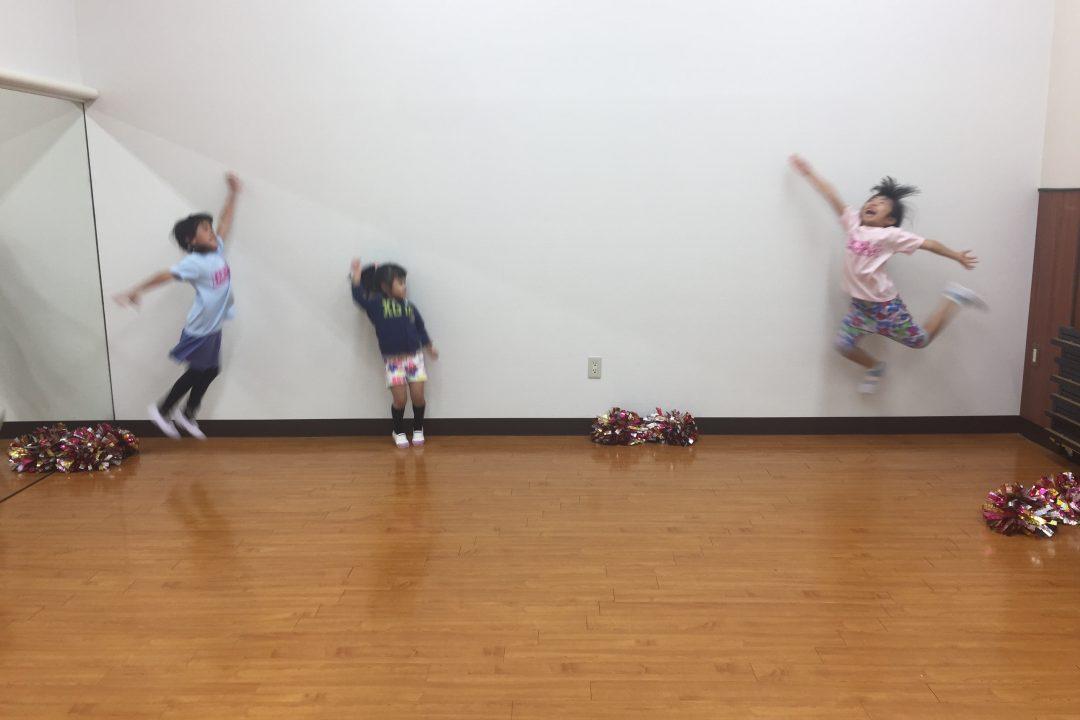 11月 LOICX☆チアダンススクール 守山志段味