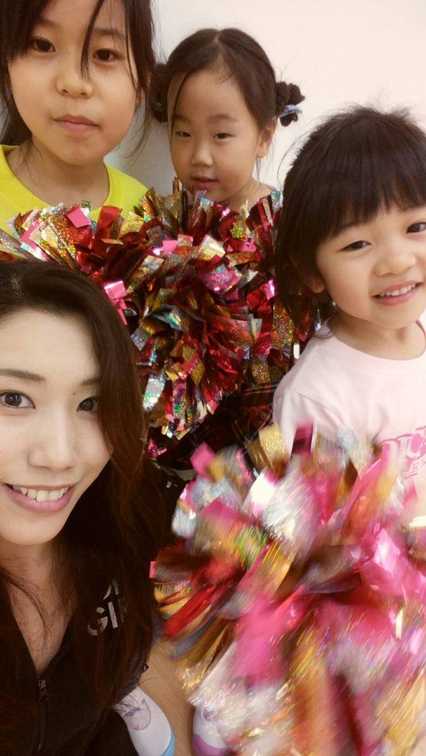 11月 LOICX☆チアダンススクール 十日市場 練習の成果