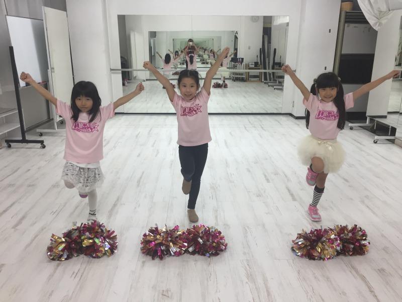 11月 LOICX☆チアダンススクール 名古屋 挑戦