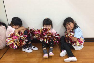 11月 LOICX☆チアダンススクール 守山志段味 LAST LESSON