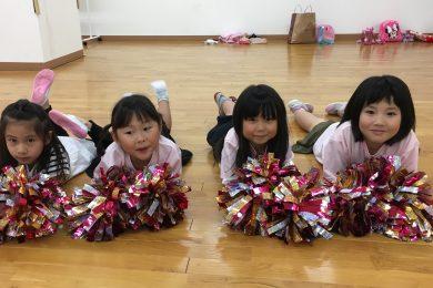 10月LOICX☆チアダンススクール 多摩センター