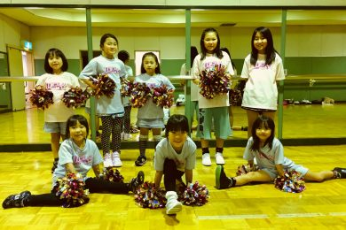 10月LOICX☆チアダンススクール 若葉台