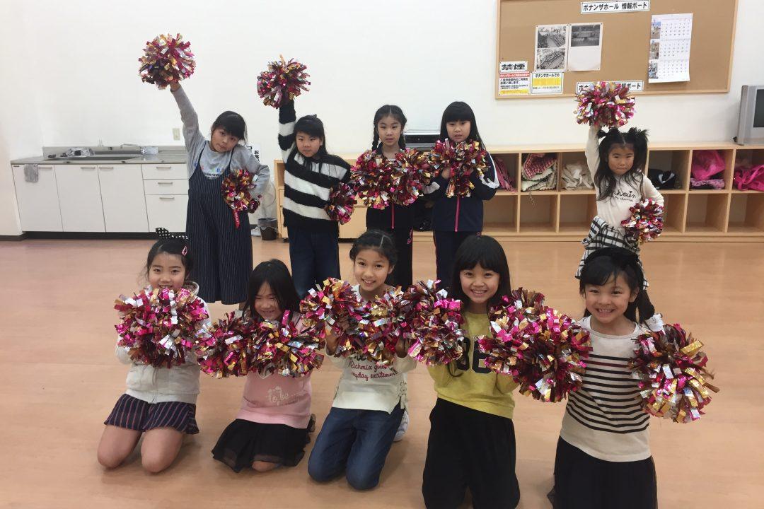LOICX☆チアダンススクール 津島 1月