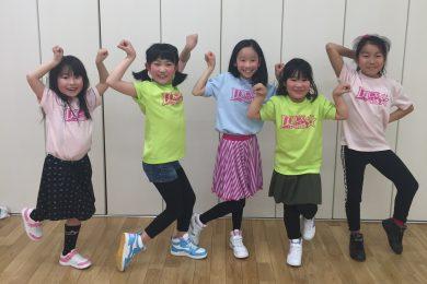 2月LOICX☆チアダンススクール 立川
