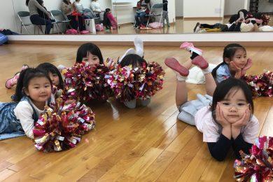 12月LOICX☆チアダンススクール 多摩センター