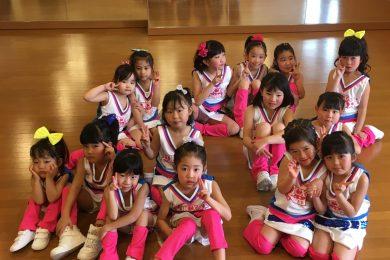 2月LOICX☆チアダンススクール 多摩センター