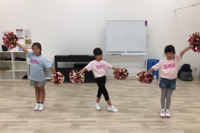 12月LOICX☆チアダンススクール つくば