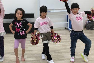 2月LOICX☆チアダンススクール つくば