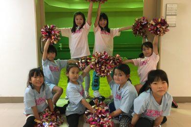 12月LOICX☆チアダンススクール 若葉台