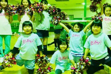 2月LOICX☆チアダンススクール 若葉台
